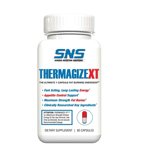 Sns Thermagize Xt The Ultimate 1 Capsule Fat Burning