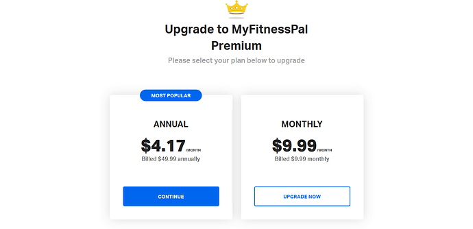 Screenshot_2020-03-04 Upgrade to MyFitnessPal Premium MyFitnessPal com