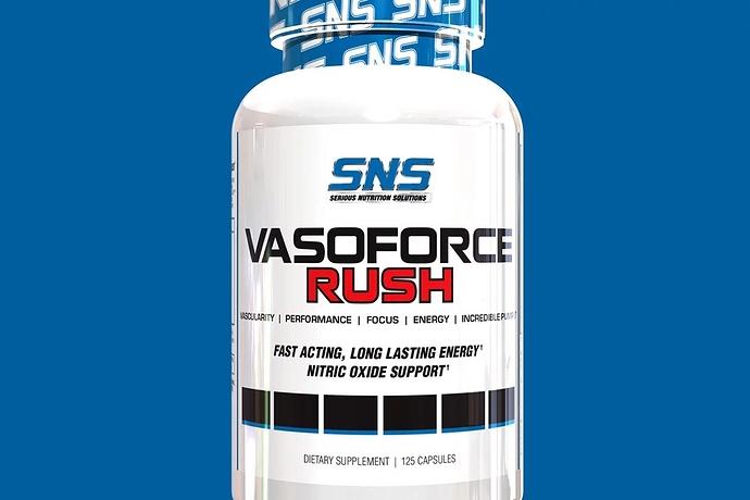 vasoforce-rush
