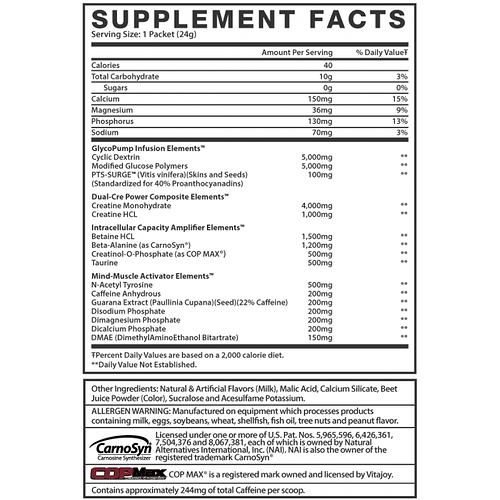 precre-supplement